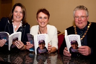 The launch of The Long Road Home in Lisnaskea, County Fermanagh