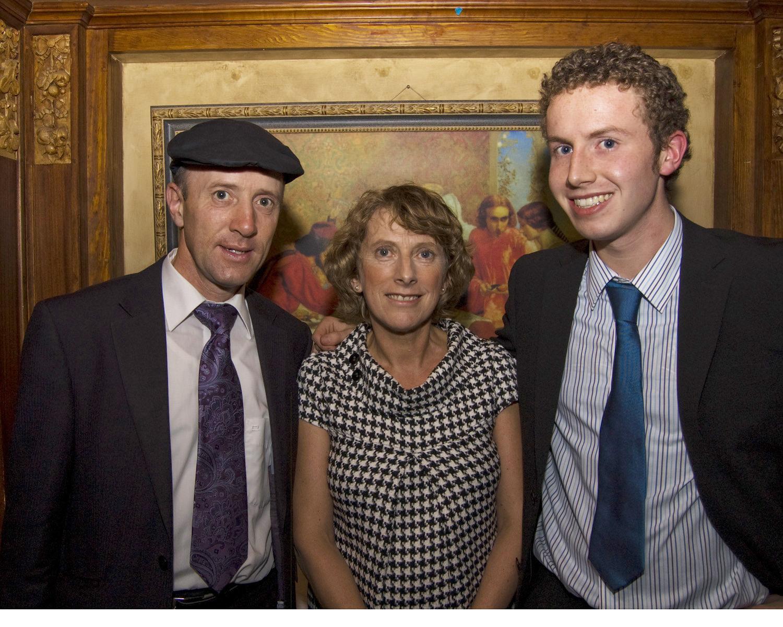 Launch of Urban Legends Heard in Ireland by Michael Healy Rae
